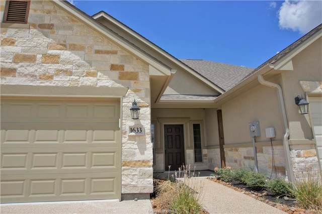 1633 Buena Vista, College Station, TX 77845 (MLS #19012301) :: BCS Dream Homes