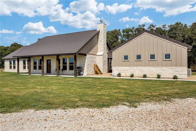 2342 County Road 353, Gause, TX 77857 (MLS #19012316) :: Treehouse Real Estate
