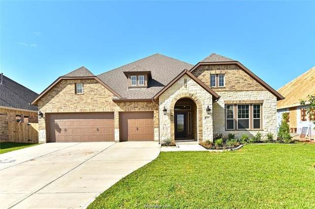 2602 Belliser Court, College Station, TX 77845 (MLS #19012412) :: NextHome Realty Solutions BCS