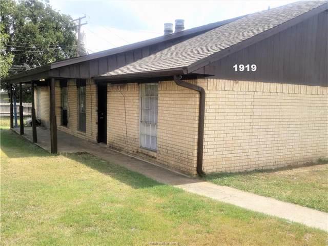 1919 Pine Tree Drive A & B, Bryan, TX 77802 (MLS #19012427) :: Cherry Ruffino Team