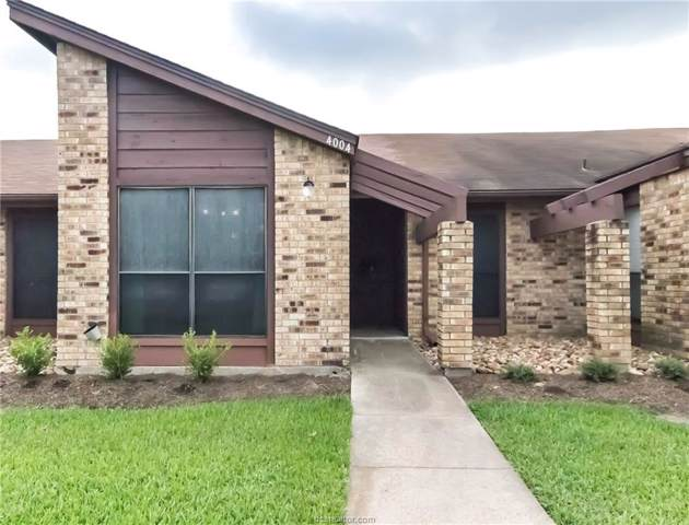 4004 Woodcrest Drive, Bryan, TX 77802 (MLS #19012622) :: NextHome Realty Solutions BCS