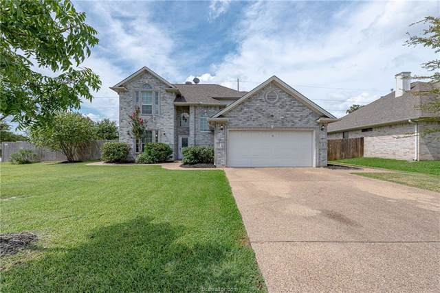 3718 Bridle Court Court, College Station, TX 77845 (MLS #19012871) :: NextHome Realty Solutions BCS