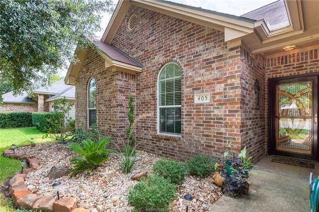 405 N Coulter Drive, Bryan, TX 77803 (MLS #19014084) :: BCS Dream Homes