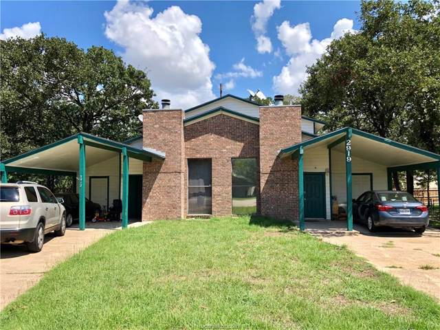 2917-2919 Forest Bend, Bryan, TX 77801 (MLS #19014198) :: Treehouse Real Estate