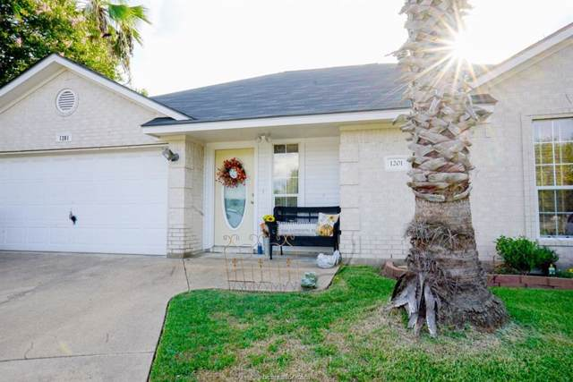 1201 Remington Court, College Station, TX 77845 (MLS #19014210) :: Chapman Properties Group