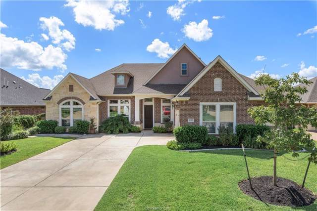 4318 Hadleigh Lane, College Station, TX 77845 (MLS #19014279) :: Treehouse Real Estate