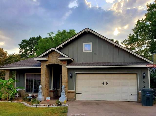 1573 Woodbine Court, Bryan, TX 77802 (MLS #19014500) :: NextHome Realty Solutions BCS