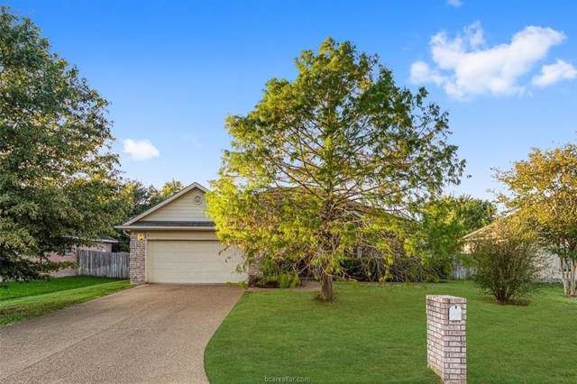 305 Augsburg Lane, College Station, TX 77845 (MLS #19014519) :: Chapman Properties Group