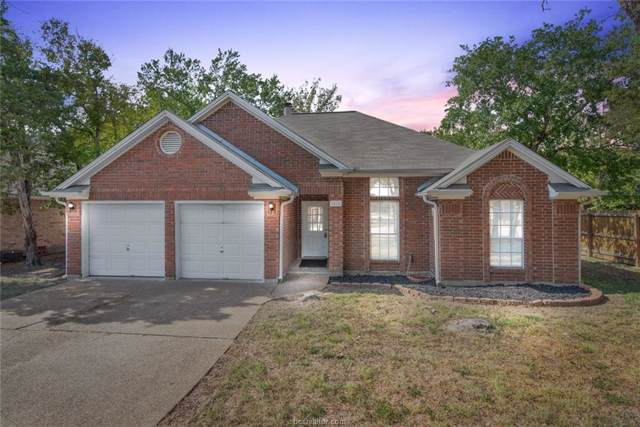 1117 Bayou Woods Drive, College Station, TX 77840 (MLS #19014650) :: The Lester Group