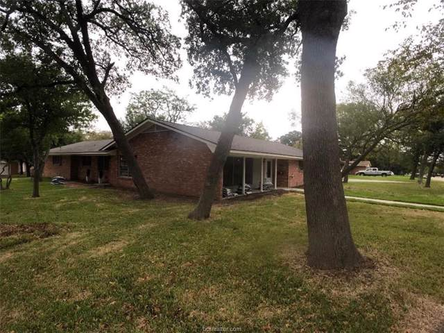 4201 Nagle Street, Bryan, TX 77801 (MLS #19015138) :: The Shellenberger Team