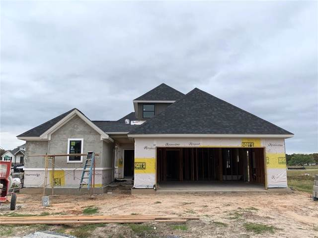 3924 Eskew Drive, College Station, TX 77845 (MLS #19015204) :: BCS Dream Homes