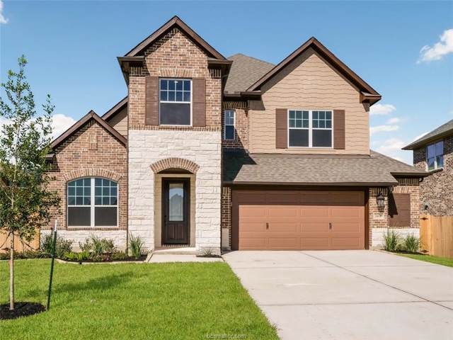2610 Somerton Court, College Station, TX 77845 (MLS #19015274) :: Chapman Properties Group