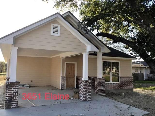 3651 Elaine Drive, Bryan, TX 77808 (MLS #19015388) :: BCS Dream Homes