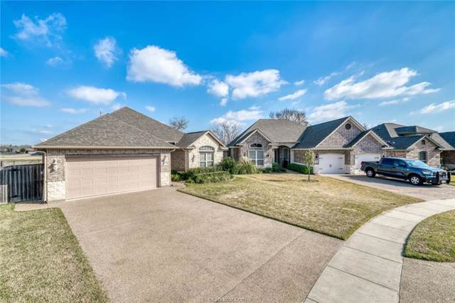 15407 Meadow Pass, College Station, TX 77845 (MLS #19015422) :: The Shellenberger Team