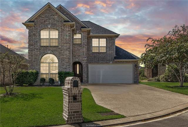 4906 Fairfield Court, Bryan, TX 77802 (MLS #19015442) :: Cherry Ruffino Team