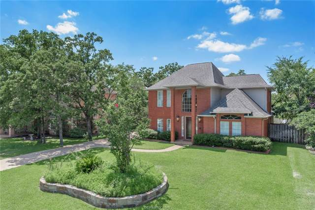 4740 Renwick Drive, Bryan, TX 77802 (MLS #19016674) :: The Shellenberger Team