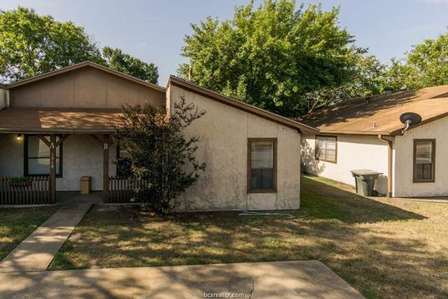 1518 Pine Ridge Drive A-B, College Station, TX 77840 (MLS #19016912) :: NextHome Realty Solutions BCS