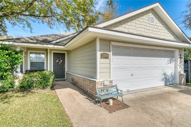 2100 Craftwood Place, Bryan, TX 77801 (MLS #19017277) :: Cherry Ruffino Team