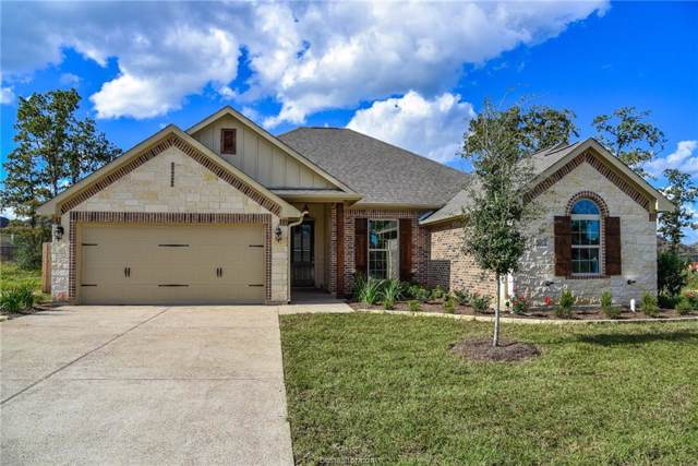 2702 Talsworth, College Station, TX 77845 (MLS #19017327) :: The Shellenberger Team