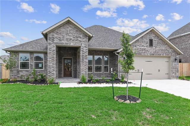 2707 Talsworth Drive, College Station, TX 77845 (MLS #19018616) :: NextHome Realty Solutions BCS