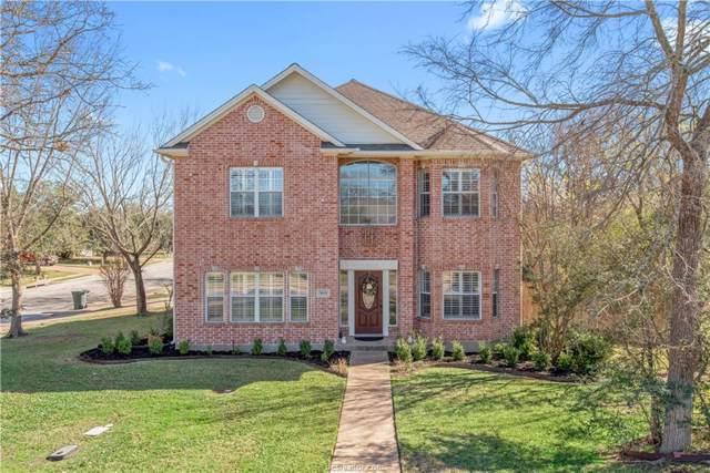 5601 Hampton Court, Bryan, TX 77802 (MLS #19018680) :: Chapman Properties Group