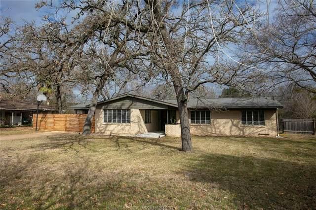2109 Vinewood Drive, Bryan, TX 77802 (MLS #19018771) :: RE/MAX 20/20