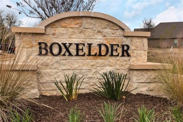 2900 Boxelder Drive, Bryan, TX 77807 (MLS #20000313) :: The Lester Group