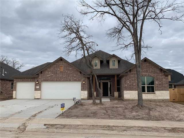 2702 Lakewell Lane, College Station, TX 77845 (MLS #20000362) :: Chapman Properties Group