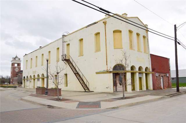 201 S Railroad Street, Navasota, TX 77868 (MLS #20000441) :: The Lester Group