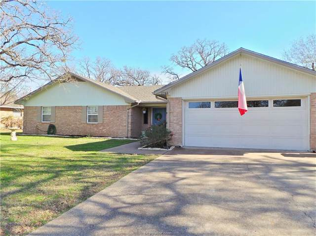 2743 San Felipe Drive, College Station, TX 77845 (MLS #20000507) :: Treehouse Real Estate