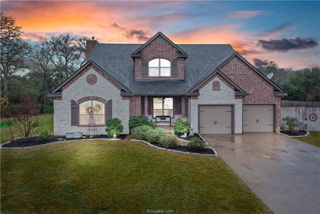 17446 Wild Rose Court, College Station, TX 77845 (MLS #20000583) :: The Shellenberger Team