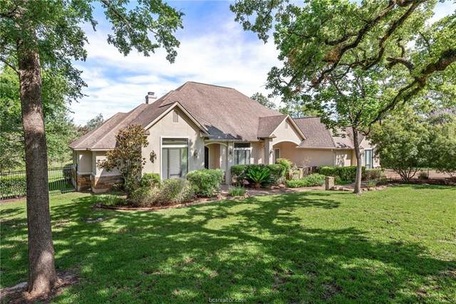 2009 Moses Creek Court, College Station, TX 77845 (MLS #20000668) :: BCS Dream Homes
