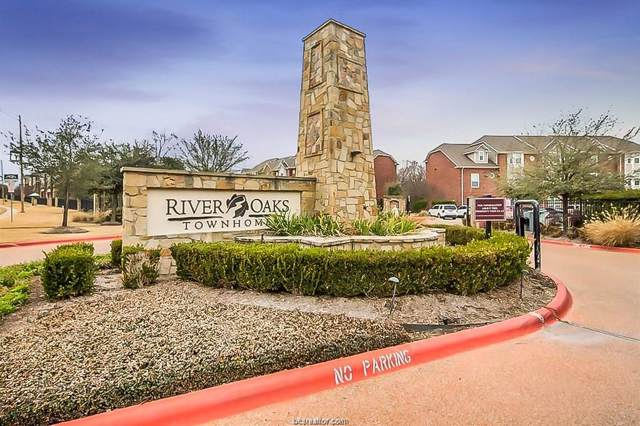 305 Holleman Drive #703, College Station, TX 77840 (MLS #20000915) :: The Shellenberger Team