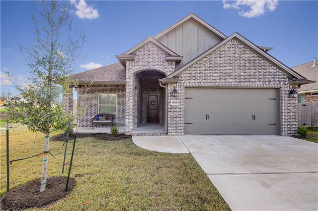 3918 Eskew Drive, College Station, TX 77845 (MLS #20000986) :: Chapman Properties Group