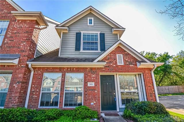 1001 Krenek Tap #906, College Station, TX 77840 (MLS #20001339) :: NextHome Realty Solutions BCS