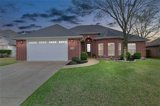 2908 Alba Court, Bryan, TX 77808 (MLS #20001444) :: Cherry Ruffino Team