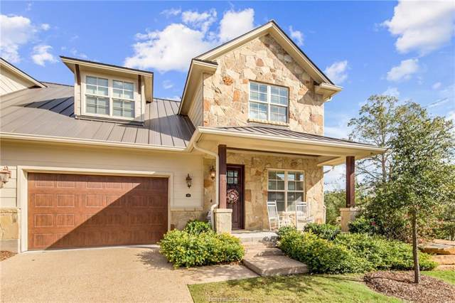 3400 Heisman Circle 10M, Bryan, TX 77807 (MLS #20001464) :: Chapman Properties Group