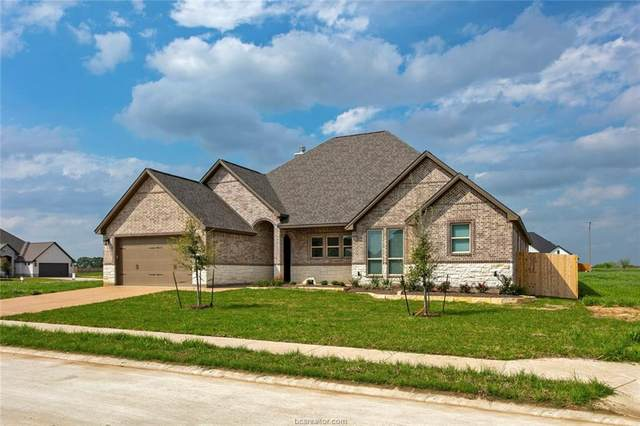 1321 Crystal Lane, College Station, TX 77845 (MLS #20001552) :: Treehouse Real Estate