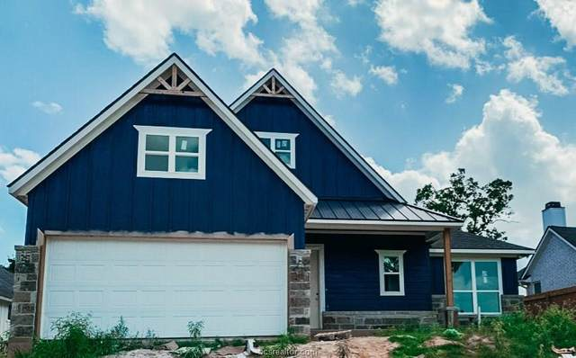 4022 Brownway Drive, College Station, TX 77845 (MLS #20001583) :: The Lester Group
