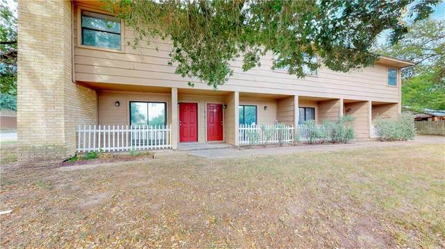 200 Lincoln A, College Station, TX 77840 (MLS #20002790) :: BCS Dream Homes