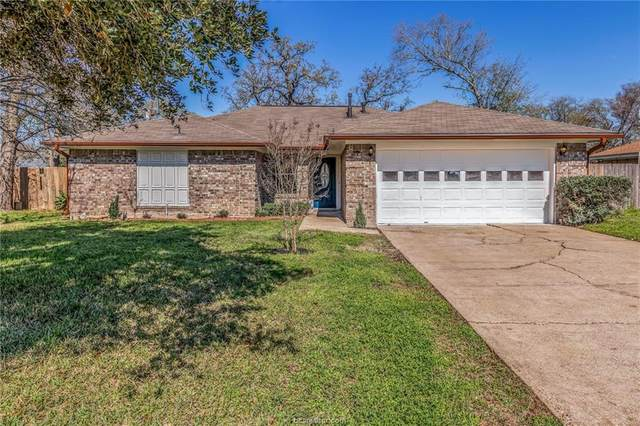 1201 Van Horn Drive, College Station, TX 77845 (MLS #20002841) :: Cherry Ruffino Team
