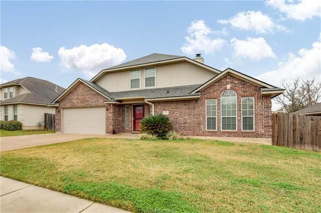 1519 Hunter Creek Drive, College Station, TX 77845 (MLS #20002987) :: Chapman Properties Group