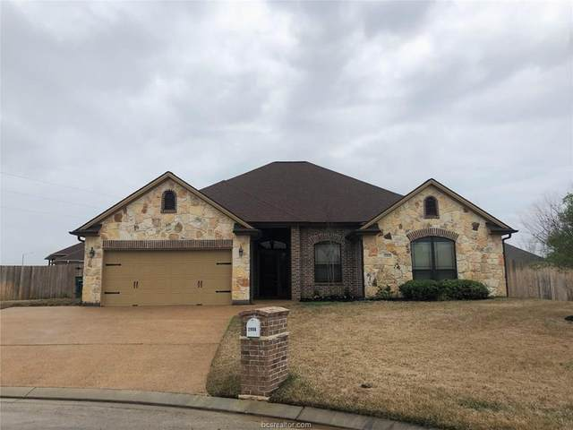 2906 Caney Court, Bryan, TX 77808 (MLS #20003372) :: BCS Dream Homes