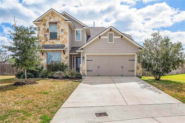 4108 Bridgewood Court, College Station, TX 77845 (MLS #20003558) :: The Lester Group