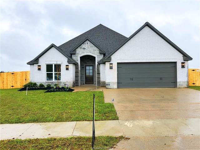 1310 Crystal Lane, College Station, TX 77845 (MLS #20003798) :: Treehouse Real Estate