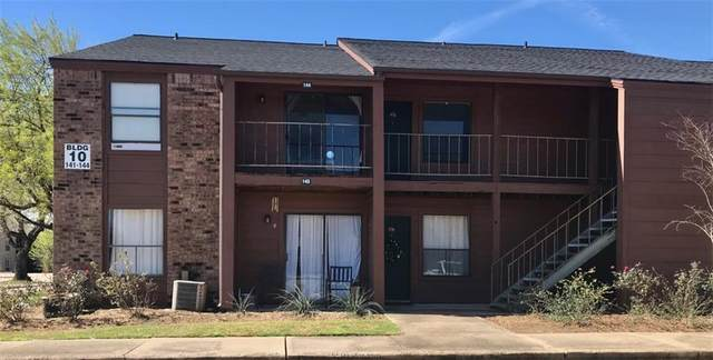 904 University Oaks Boulevard #144, College Station, TX 77840 (MLS #20003843) :: Treehouse Real Estate