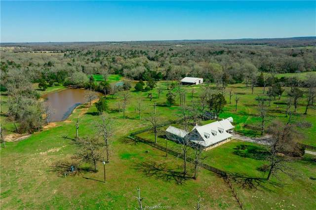 15146 W Highway 7, Marquez, TX 77865 (MLS #20004201) :: Treehouse Real Estate