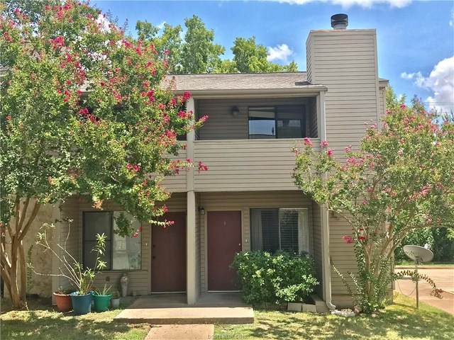 1902 Dartmouth R-6, College Station, TX 77840 (MLS #20004265) :: NextHome Realty Solutions BCS