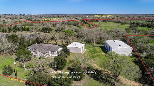 625 Ridgewood (+/- 28 Acres), Caldwell, TX 77836 (MLS #20004489) :: RE/MAX 20/20