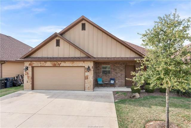 408 Hayes Lane, College Station, TX 77845 (MLS #20004495) :: The Lester Group